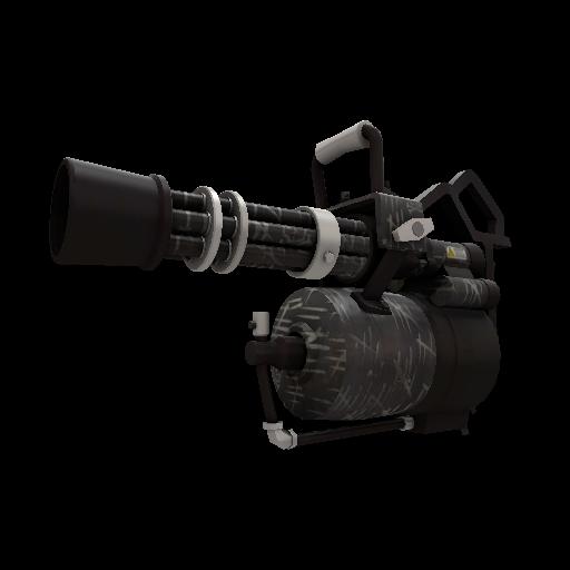 Kill Covered Minigun