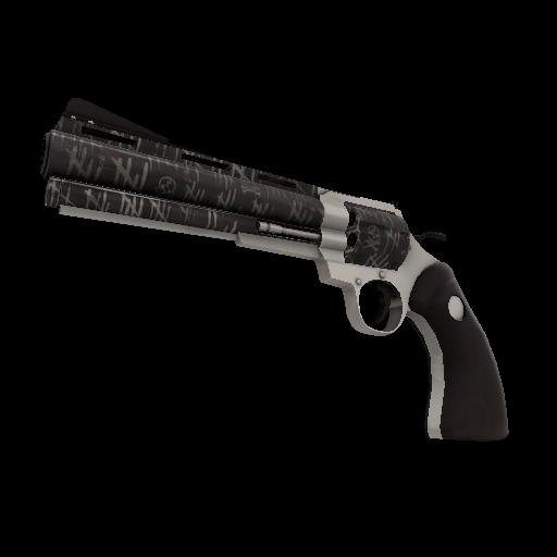 Scarcely Lethal Revolver