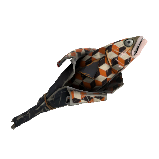 Strange Holy Mackerel
