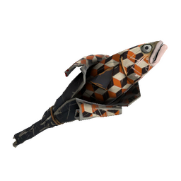 Strange Merc Stained Holy Mackerel (Well-Worn)