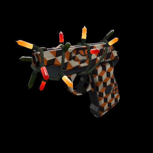 Strange Professional Killstreak Pistol