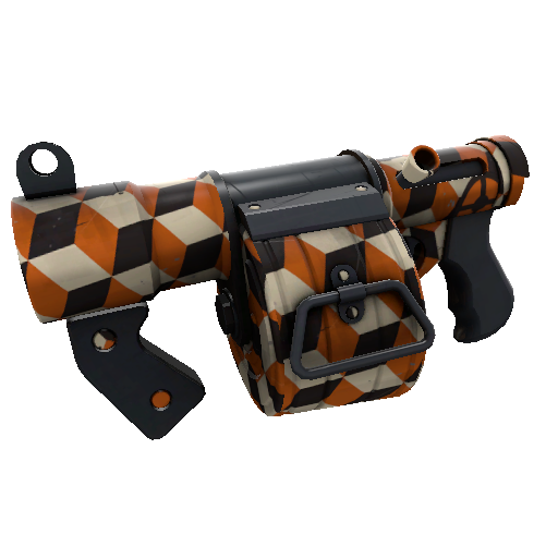 Merc Stained Stickybomb Launcher
