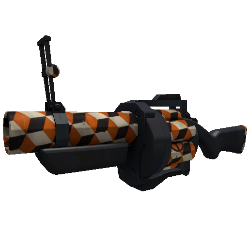 Merc Stained Grenade Launcher