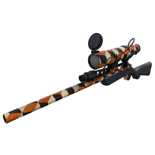 Merc Stained Sniper Rifle