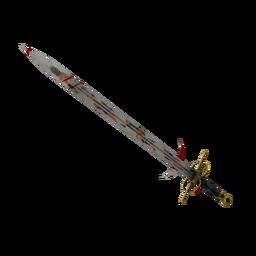 Merc Stained Claidheamh Mòr (Battle Scarred)