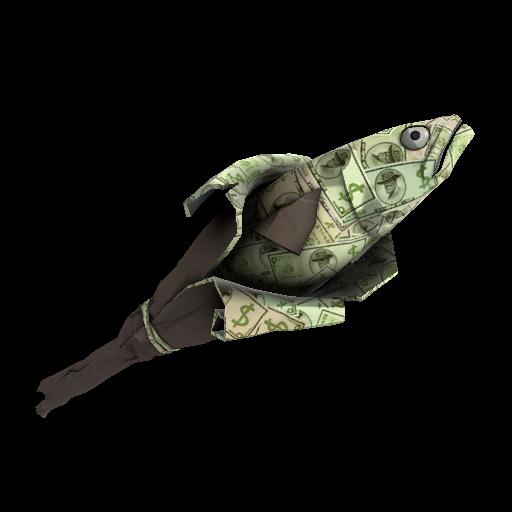 Bank Rolled Holy Mackerel