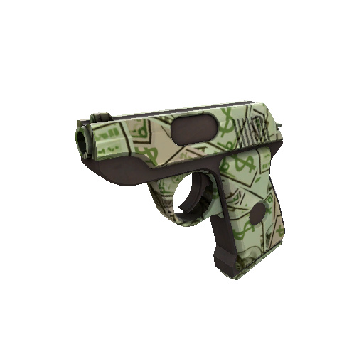 Bank Rolled Pistol