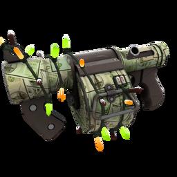 Festivized Specialized Killstreak Bank Rolled Stickybomb Launcher (Minimal Wear)
