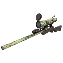 Bank Rolled Sniper Rifle (Field-Tested)