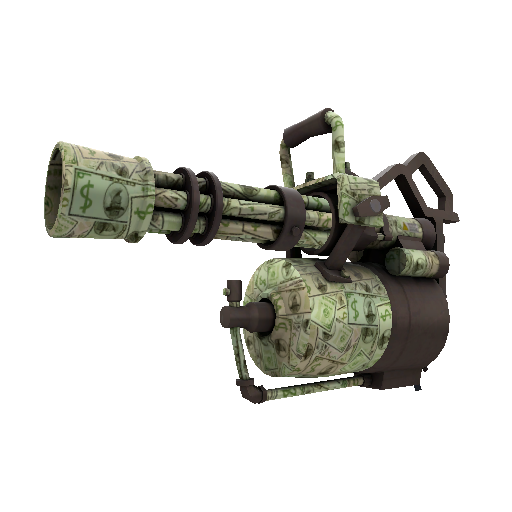 Bank Rolled Minigun
