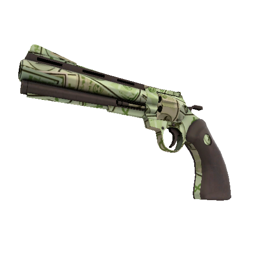Bank Rolled Revolver