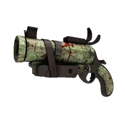 free tf2 item Bank Rolled Detonator (Well-Worn)