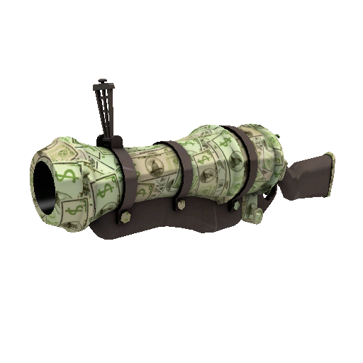 Bank Rolled Loose Cannon