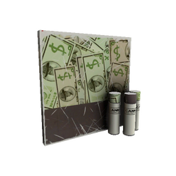 Bank Rolled War Paint (Field-Tested)
