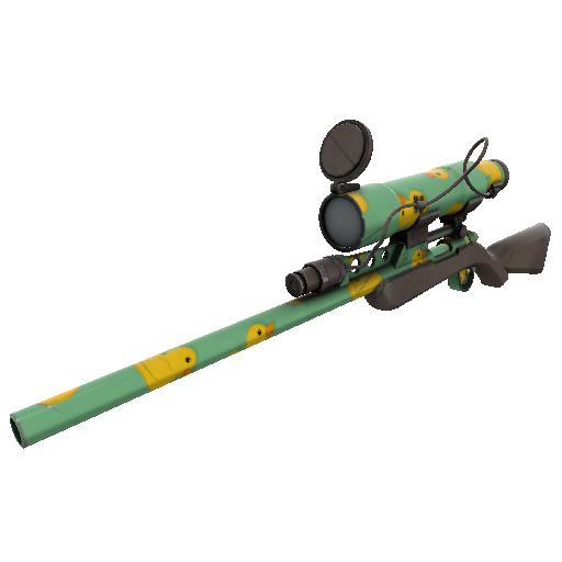 Unremarkable Sniper Rifle