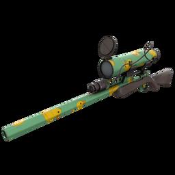 Quack Canvassed Sniper Rifle (Minimal Wear)