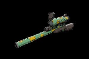 Strange Killstreak Quack Canvassed Sniper Rifle Field Tested