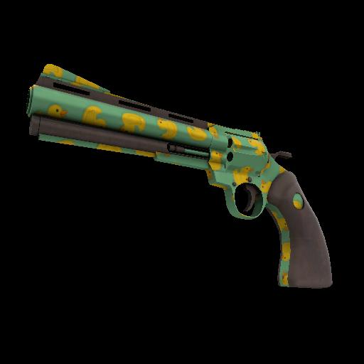Quack Canvassed Revolver