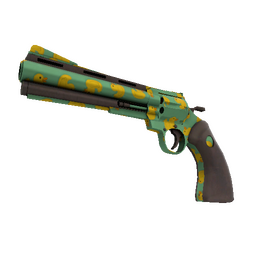 Quack Canvassed Revolver (Factory New)