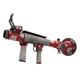 Bloom Buffed Rocket Launcher (Battle Scarred)