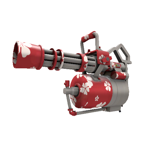 Bloom Buffed Minigun