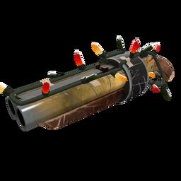 Strange Festivized Specialized Killstreak Country Crusher Scattergun (Field-Tested)
