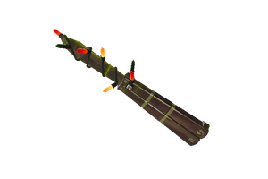 Festivized Uranium Knife Factory New