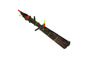 Festivized Uranium Knife Well Worn