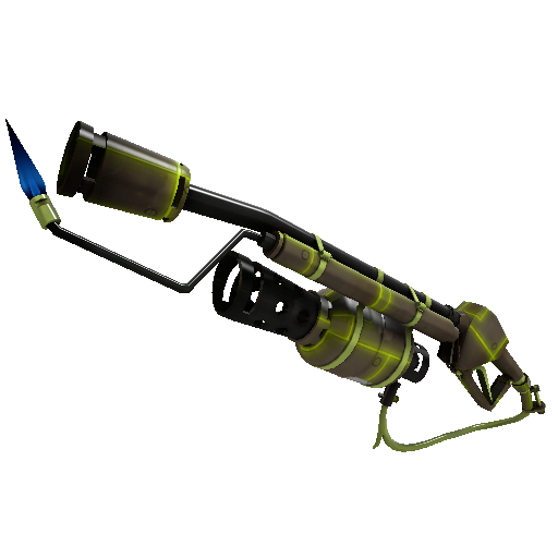 Uranium Flame Thrower