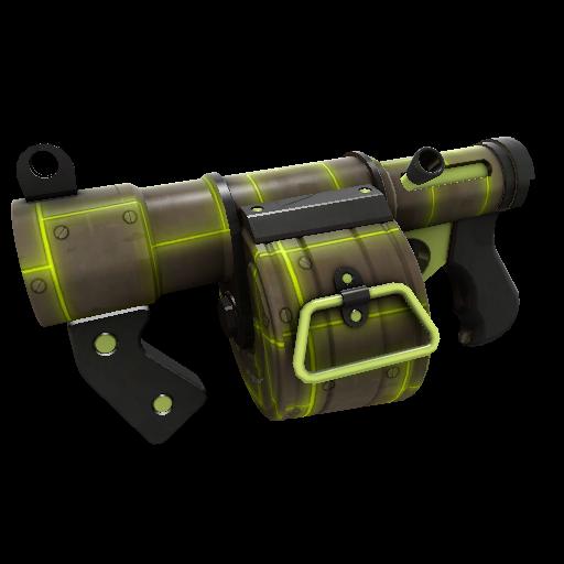Uranium Stickybomb Launcher
