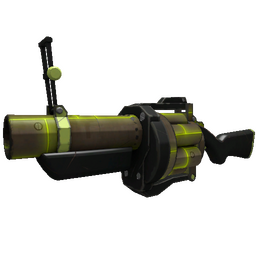 Uranium Grenade Launcher (Minimal Wear)