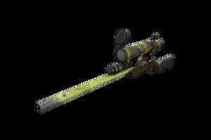 Uranium Sniper Rifle Battle Scarred