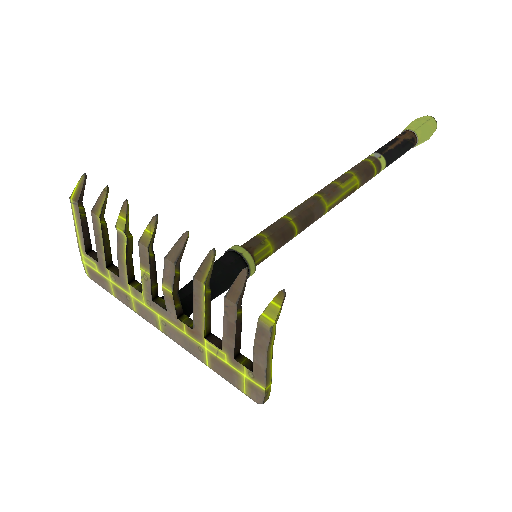 Uranium Back Scratcher