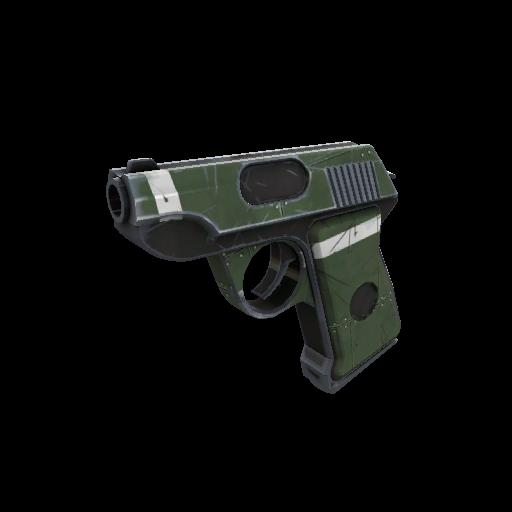 Strange Pistol