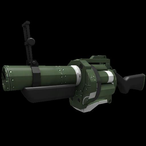 Bomber Soul Grenade Launcher