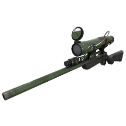 Strange Bomber Soul Sniper Rifle (Well-Worn)