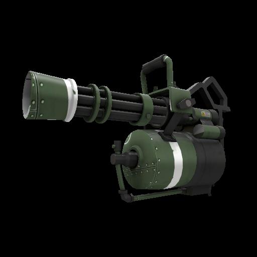 Bomber Soul Minigun