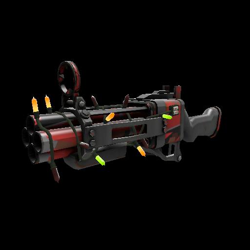 Strange Specialized Killstreak Iron Bomber