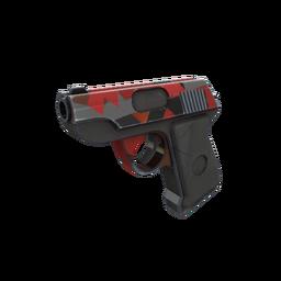 Geometrical Teams Pistol (Minimal Wear)