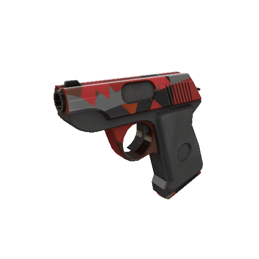 Geometrical Teams Pistol