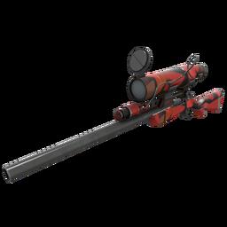 Unusual Geometrical Teams Sniper Rifle (Minimal Wear)