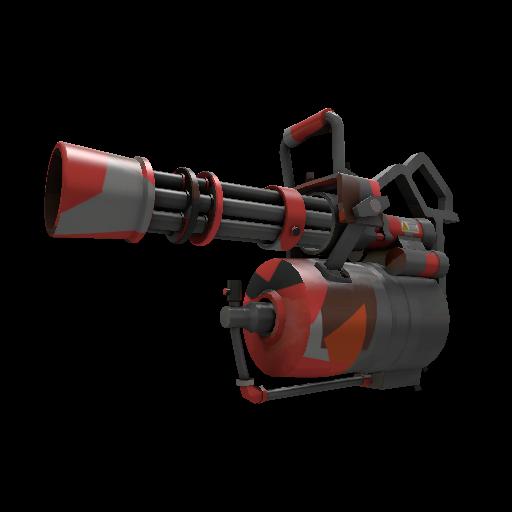 Geometrical Teams Minigun