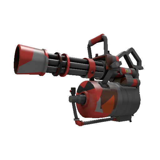Geometrical Teams Minigun