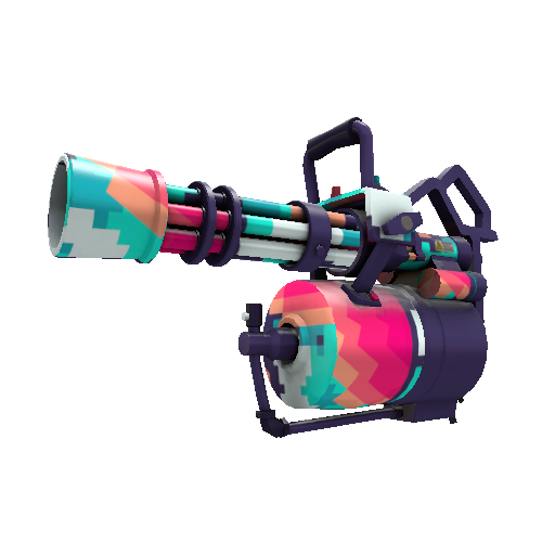 Miami Element Minigun