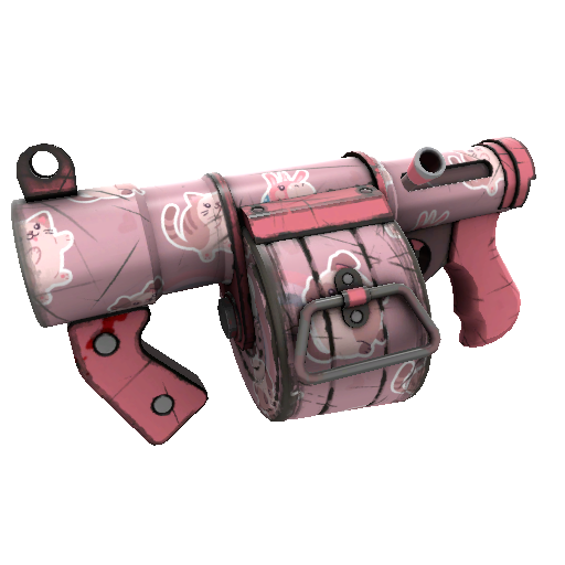 Dream Piped Stickybomb Launcher