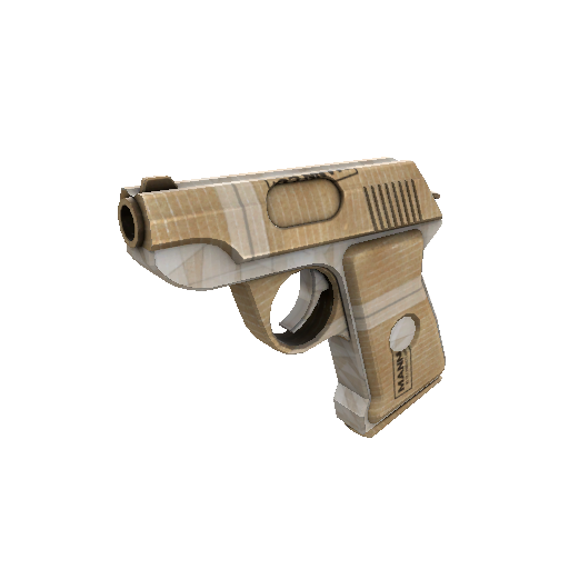 Cardboard Boxed Pistol