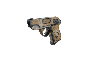 Cardboard Boxed Pistol Well Worn