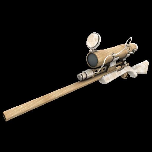 Gore-Spattered Killstreak Sniper Rifle