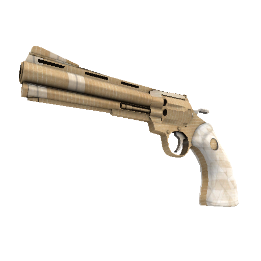 Cardboard Boxed Revolver