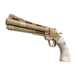 Cardboard Boxed Revolver (Factory New)